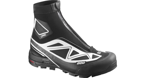 Salomon S-Lab X Alp Carbon GTX Mountaineering Boots Men black/black/white